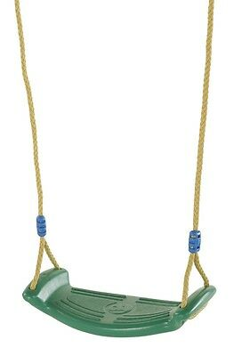 NEW TP ACTIVE FUN Deluxe KIDS SWING SEAT 3-12yrs to 60kg with Safety Rope