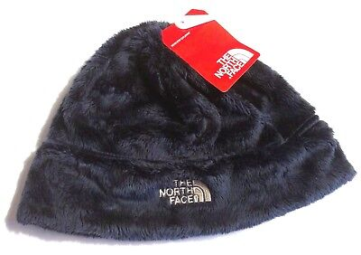 Women s The North Face Atlas Beanie Hat Cosmic Blue One Size New Unisex  Denalli bc1e0031af12