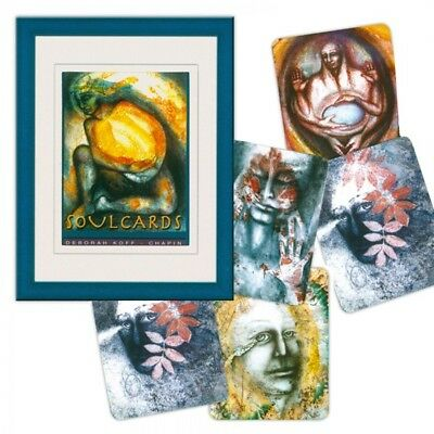 *NEW SoulCards :Powerful Images for Creativity & Insight (Mixed media)