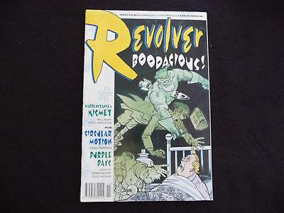 Revolver comic issue 5 (2000AD Production 1990 for mature readers) (LOT#796)