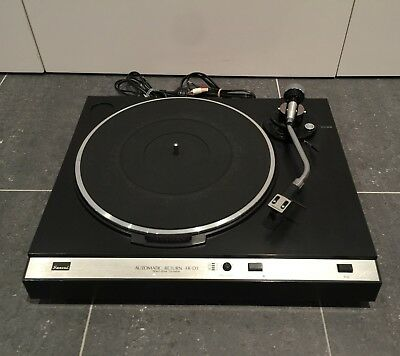Sansui Turntable FR-D3 Direct Drive Auto Return Record Player