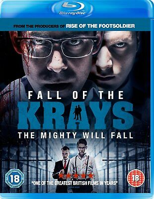 Fall Of The Krays Blu-ray Kevin Leslie, Josh Myers Simon Cotton Mighty will fall