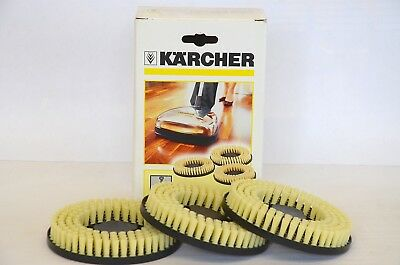 Karcher 3 Hard brush pad set for FP/PST222 - Wax application