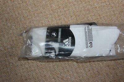Adidas Fencing sock UK size 6.5 to 8, USA 7 to 8.5, EU 40-42, France 41-43