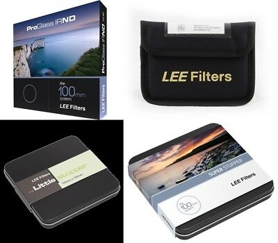 LEE Filters 100mm System ND Filter 0.6 0.75 0.9 1.2 Soft Medium Hard 100x150mm