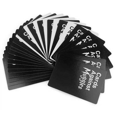 """Cards Against Muggles:Harry Potter Version of """"Cards Against Humanity """"Card Game"""