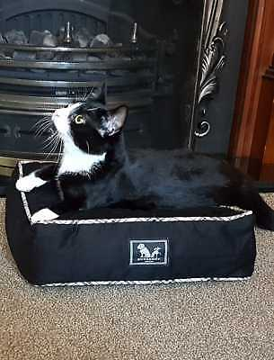 Burberry Cat or dog cushion bed 40cm