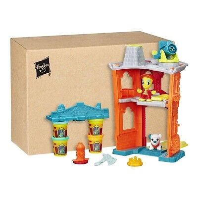 Play-doh Town Firehouse New. Huge Saving