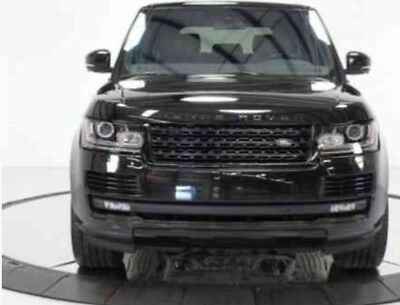 2015 Land Rover Range Rover Supercharged Sport Utility 4-Doors 2015 LAND ROVER RANGE ROVER V8 SUPERCHARGED LIMITED EDITION VISION