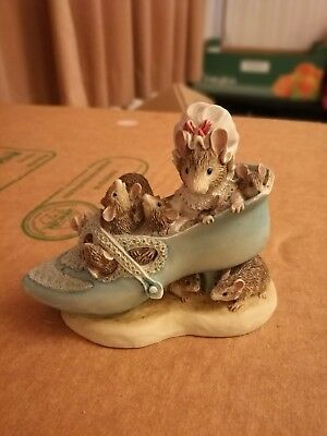 World of Beatrix Potter Old Woman in Shoe, FW & Co. 1999