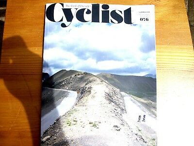 Summer 2018 /cyclist Collectors Edition / 076 / New Magazine / Bike / Cycling