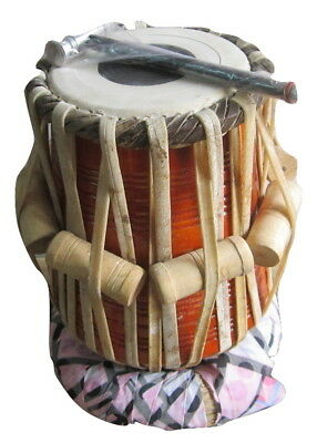 Tabla~Dayan~Neem Wood~Professionally Hand Crafted for~Special Chhavri(Puddis)