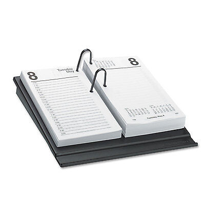 AT-A-GLANCE Desk Calendar Refill 3 1/2 x 6 White 2019 E71750
