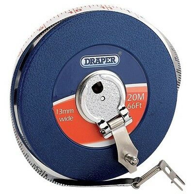 Draper 88215 Expert 20M/66ft Fibreglass Measuring Tape