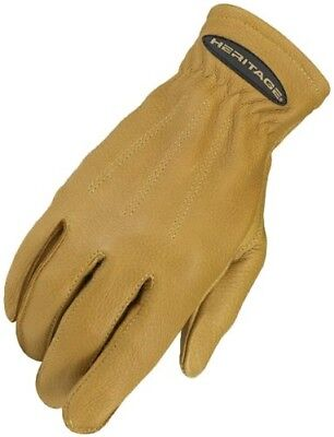 (6, Natural Tan) - Heritage Trail Glove. Heritage Products. Free Delivery