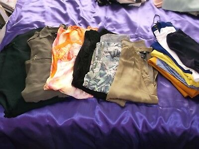 Ladies Job Lot/Bundle Of clothing Size 6 Very Good Condition 12 Items