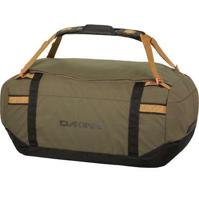 c206530109 New Dakine Ranger 90L Camp Duffle Bag Water Resistant Ballistic Nylon Field  Camo