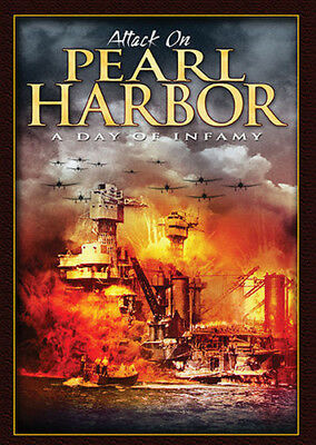 Attack On Pearl Harbor: A Day Of Infamy (DVD Used Like New)