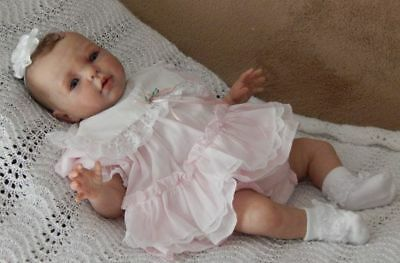 Gracie reborn doll kit by Donna Rubert