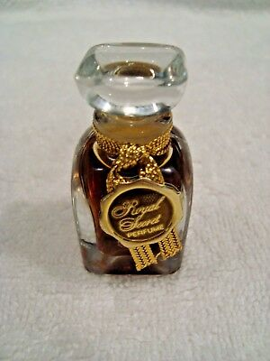 Vintage Royal Secret Perfume Germaine Monteil  1/4 fl oz France
