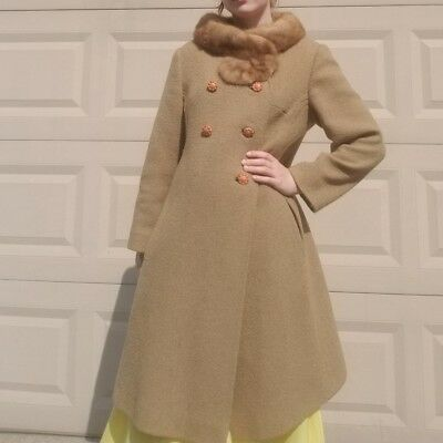 Vintage Tan Youthcraft coat