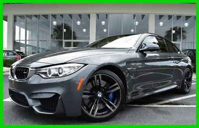 BMW M4 Coupe 2015 SPORTY Used Turbo 3L I6 24V RWD Coupe Premium