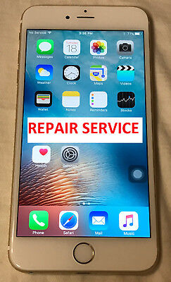 iphone 6S Plus Cracked Screen LCD Repair Service