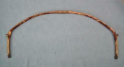 Antique 17th - 19th Century Chinese Tibetan Mongolian Composite War Bow to sword