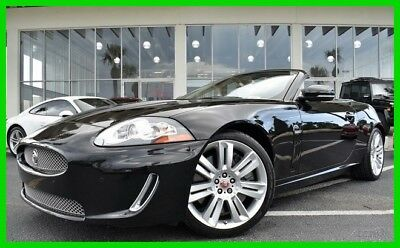 Jaguar XK XKR ~~ Convertible ~~ BEAUTY !!  ~~ Must see !! 2011 XKR Used 5L V8 32V Automatic RWD Convertible Premium