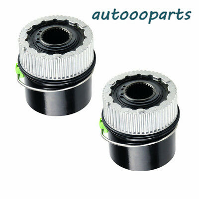 New 2pcs Pair Auto Locking Hub For Ford Excursion F250 F350 F450 1C3Z3B396CB USA