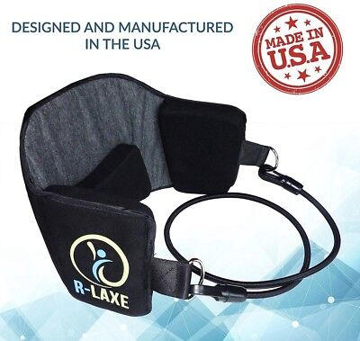 Head and Neck Hammock for Pain and Tension Relief by R-Laxe, Cervical Traction