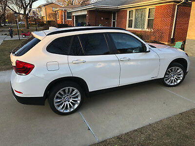 2014 BMW X1  2014 BMW X1 xdrive28i AWD NAVI Cold Weather+Technology Package 24K miles 1owner