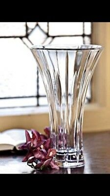 Marquis By Waterford Sheridan Flared Vase 11inch New In box