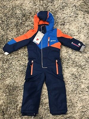 Kids Nevica Snow Suit Size 3/4 RRP $189 BRAND NEW - FREE POSTAGE