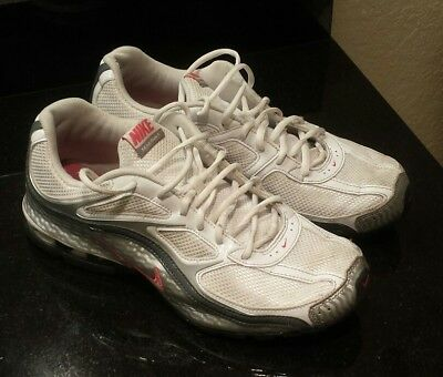 8c8c4aab7d3 407987 116 NIKE REAX RUN 5 Women s Shoes White Pink Pick Size NEW IN ...