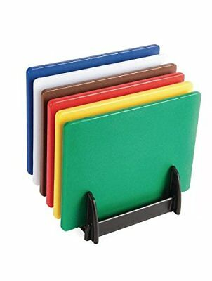 Color Coded Chopping Board Set For Professional Catering Cutting