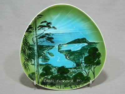 Studio Anna Hand Painted Dish - Lakes Entrance