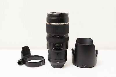Tamron 70-200mm F2.8 Di VC USD Full-frame Lens for Nikon ~$807 with code