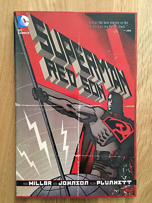 """Superman """"Red Son"""" Paperback (US DC) Comic by Marc Miller"""