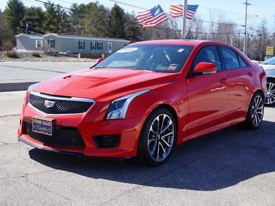 2018 Cadillac ATS V Sedan Used 2018  Cadillac ATS-V Sedan