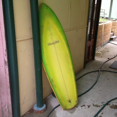 rare Klem-bell surfboard collectable