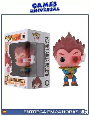 Pop Funko Dragon Ball Z Planet Arlia Vegeta