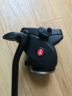 Manfrotto 701HDV fluid video Head used twice