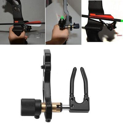 5X(Archery arrow rest both for recurve bow and compound bow and arrow Shoot K9A9