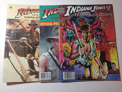 Indiana Jones and the Temple of Doom book collection