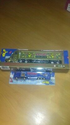 Haribo Truck mit Beleuchtung 32cm lang