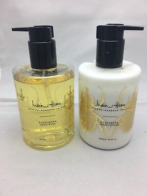 India Hicks Casuarina 2pc Gift Set NIB