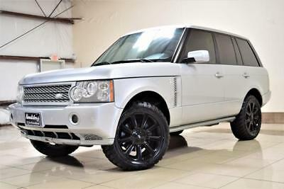 2006 Land Rover Range Rover SC lifted 4x4 FREE SHIPPING LIFTED LAND ROVER RANGE ROVER SUPERCHARGED SC LIFTED ONE OF A KIND