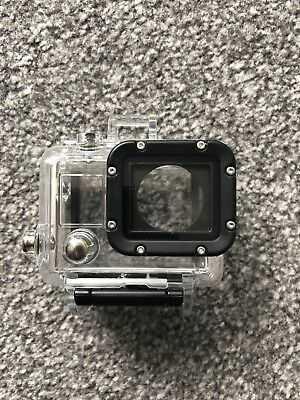 GoPro Hero 3 3+ 4 Waterproof Camera Case Housing Hero3 Hero4 Black