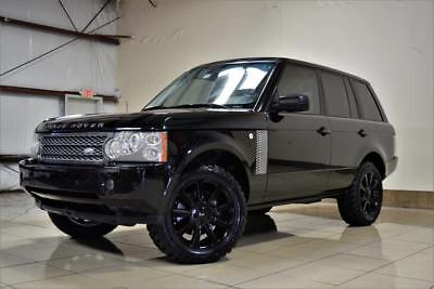 2006 Land Rover Range Rover SC LIFTED 4X4 FREE SHIPPING  LIFTED LAND ROVER RANGE ROVER SUPERCHARGED SC HARD TO FIND
